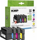 KMP H174V Multipack BK/C/M/Y komp. mit HP C2P42AE 932/933 XL