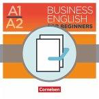 Business English for Beginners A1/A2 - Kursbücher mit Audios als Augmented Reality