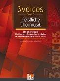 3 voices Band 2 - Geistliche Chormusik