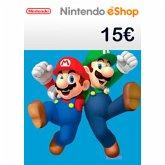 Nintendo eShop Guthaben Code 15 Euro (Download)