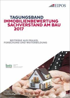 Tagungsband Immobilienbewertung und Sachverstan...