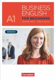 Business English for Beginners A1 - Workbook mit Audios als Augmented Reality
