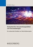 Sicherheit für Versammlungsstätten und Veranstaltungen (eBook, PDF)