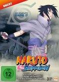 Naruto Shippuden - Die komplette Staffel 17 (3 Discs)