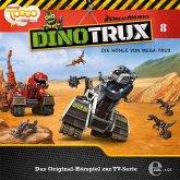 Folge 8: Die Höhle von Mega-Trux (Das Original-Hörspiel zur TV-Serie) (MP3-Download)