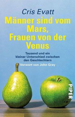 Männer sind vom Mars, Frauen von der Venus (eBook, ePUB) - Evatt, Cris