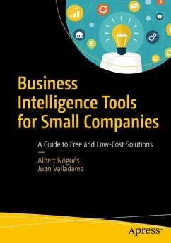 Business Intelligence Tools for Small Companies - Nogués, Albert; Valladares, Juan