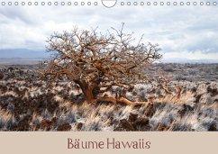 Bäume Hawaiis (Wandkalender 2018 DIN A4 quer)
