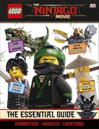 the lego ninjago movie the essential guide englisches. Black Bedroom Furniture Sets. Home Design Ideas