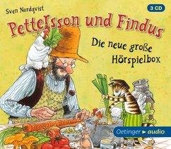Pettersson und Findus - Die neue große Hörspiel...