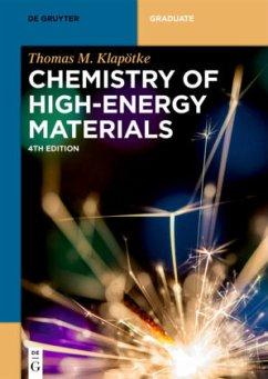 Chemistry of High-Energy Materials - Klapötke, Thomas M.