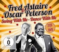 Swing With Me-Dance With Me.2cd+Dvd - Astaire,Fred & Oscar Peterson