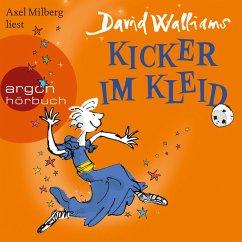 Kicker im Kleid (Ungekürzte Lesung) (MP3-Download) - Walliams, David