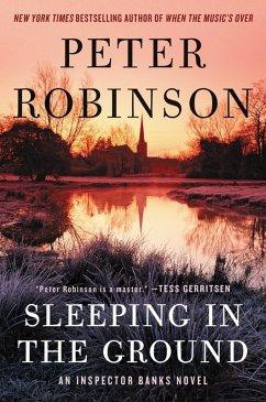 Sleeping in the Ground (eBook, ePUB) - Robinson, Peter