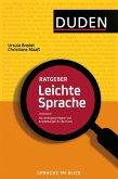 Ratgeber Leichte Sprache (eBook, ePUB)