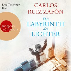 Das Labyrinth der Lichter / Barcelona Bd.4 (MP3-Download) - Zafón, Carlos Ruiz