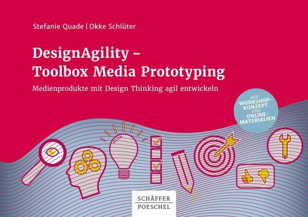 DesignAgility - Toolbox Media Prototyping (eBook, PDF)