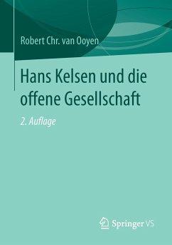 Hans Kelsen und die offene Gesellschaft - Ooyen, Robert Chr. van