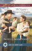 The Nanny's Temporary Triplets (Mills & Boon Love Inspired Historical) (Lone Star Cowboy League: Multiple Blessings, Book 2) (eBook, ePUB)
