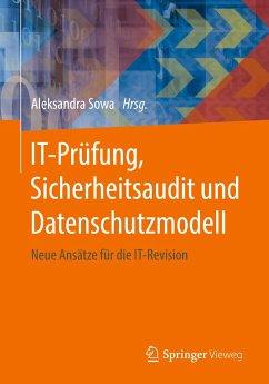 IT-Prüfung, Sicherheitsaudit und Datenschutzmodell