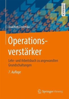 Operationsverstärker - Federau, Joachim