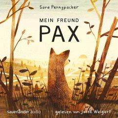 Mein Freund Pax (Autorisierte Lesefassung mit M...