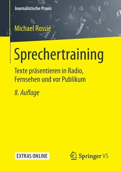 Sprechertraining - Rossié, Michael