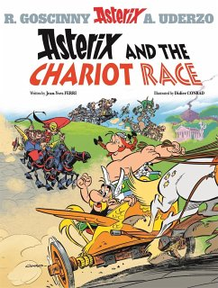 Asterix 37. Asterix and the Chariot Race - Ferri, Jean-Yves