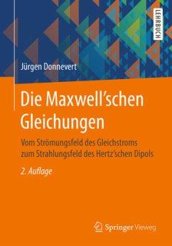 Die Maxwell'schen Gleichungen - Donnevert, Jürgen