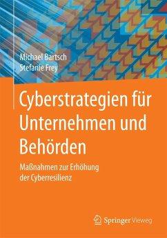 Cyberstrategien für Unternehmen und Behörden - Bartsch, Michael; Frey, Stefanie