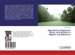 Appraising Indigenous Music and Artistes in Nigeria and Bekwarra - Robert, Odey S.