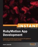 Instant RubyMotion App Development Starter