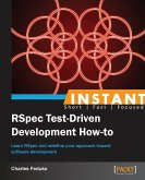 Instant RSpec Test Driven Development How-to