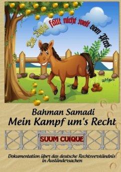 Mein Kampf ums Recht - Samadi, Bahman
