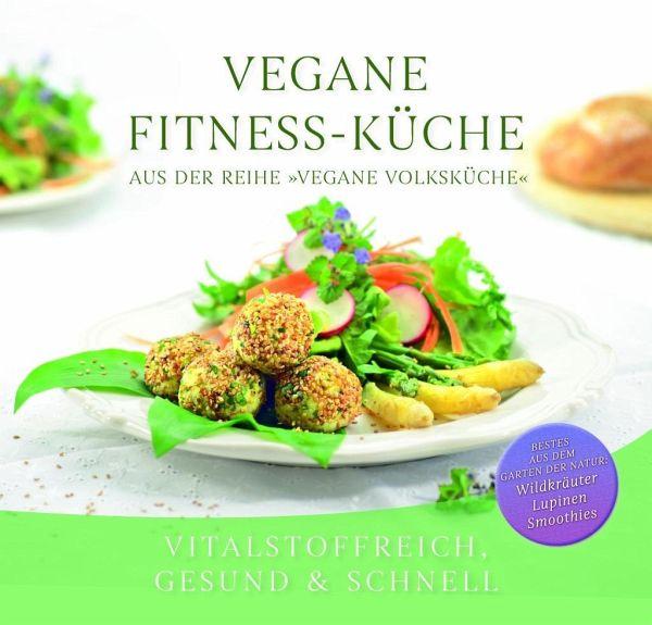 Vegane Fitness-Küche