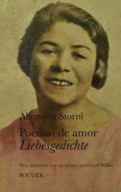 Poemas de Amor/Liebesgedichte - Storni, Alfonsina