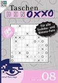 Binoxxo-Rätsel 08