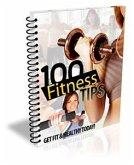 100 Fitness Tips (eBook, PDF)