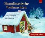 Skandinavische Weihnachten, 3 Audio-CDs (Mängelexemplar)
