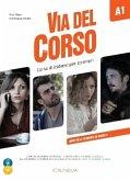 Via del Corso A1, m. 2 Audio-CDs u. Video-DVD