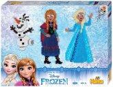 Hama 7947 - Disney Frozen, Geschenkpackung, ca. 4000 Bügelperlen, 2 Stiftplatten und Zubehör