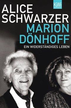 Marion Dönhoff (eBook, ePUB) - Schwarzer, Alice