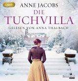 Die Tuchvilla / Tuchvilla Bd.1 (2 MP3-CDs)