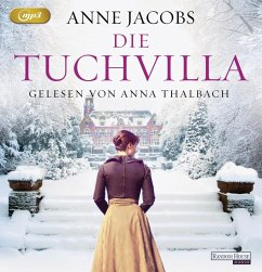 Die Tuchvilla / Tuchvilla Bd.1 (2 MP3-CDs) - Jacobs, Anne