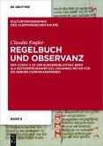 Regelbuch und Observanz (eBook, PDF)