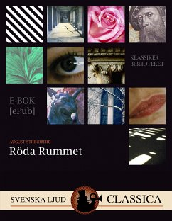 9789176390955 - Strindberg, August: Röda rummet (eBook, ePUB) - Bok