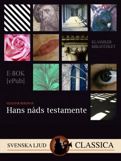 9789176390658 - Bergman, Hjalmar: Hans Nåds Testamente (eBook, ePUB) - Bok