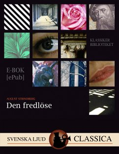 9789176390436 - Strindberg, August: Den Fredlöse (eBook, ePUB) - Bok