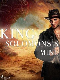 9789176394090 - Rider Haggard, Henry: King Solomon´s Mines (eBook, ePUB) - Bok