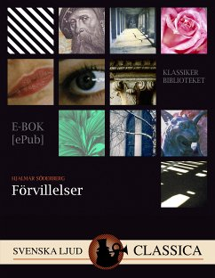 9789176390610 - Söderberg, Hjalmar: Förvillelser (eBook, ePUB) - Bok
